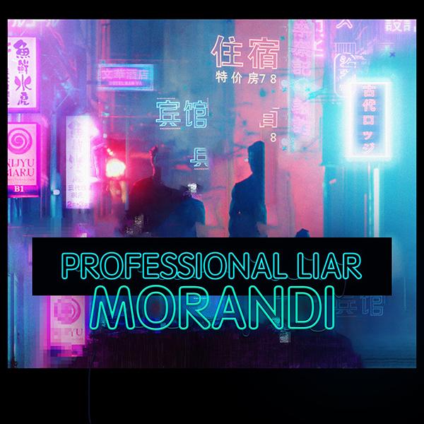 Lansare Morandi – Professional liar