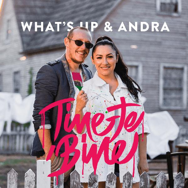 Lansare What's Up & Andra – Tine-te bine