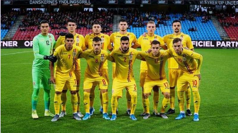 Naţionala de tineret a României a pierdut partida cu Ucraina din preliminariile Euro 2021 – SCOR FINAL 1-0