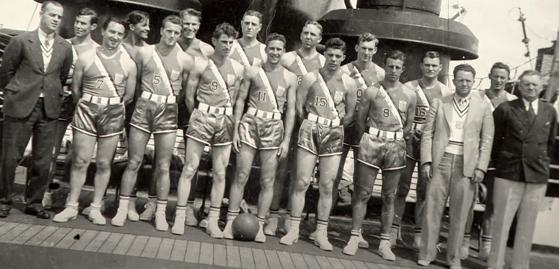 În 1933: Baschetul devenea sport olimpic, cu trei înainte de Jocurile Olimpice găzduite de Germania nazistă