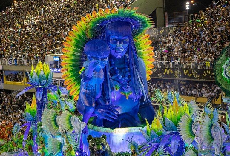 Carnavalul de la Rio, amânat pentru o perioadă nedeterminată