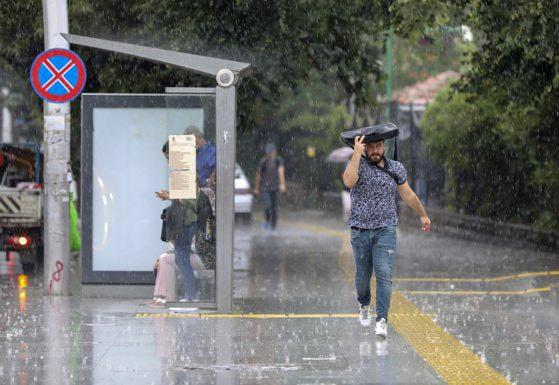 Cum va fi vremea în următoarele două săptămâni: Răcoare în 5 august / Posibile ploi aproape în fiecare zi