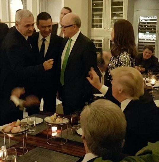 Elliott Broidy, omul care l-a invitat pe Dragnea la învestirea lui Donald Trump a fost pus sub acuzare pentru lobby în ancheta unui cetăţean străin