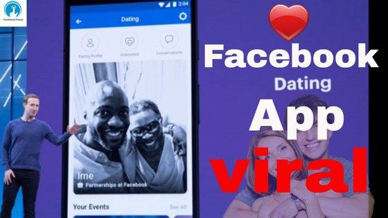 Facebook te vrea cuplat, cu Facebook Dating
