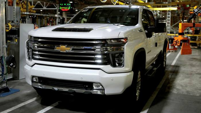 General Motors a prezentat un supertruck electric capabil să atingă 100km/h în doar 3 secunde