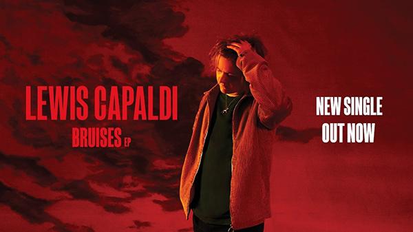 Lansare Lewis Capaldi – Before you go