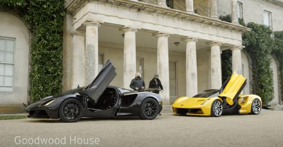 Lotus Evija duce maşina electrică la un alt nivel. Bateria poate ajunge la 80% în doar 12 minute
