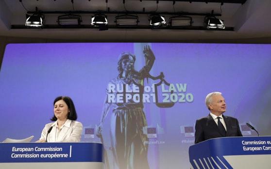 Raportul Comisiei Europene: Principalele probleme privind statul de drept cu care se confruntă România
