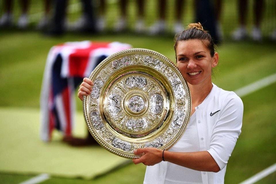 """Simona Halep a revenit cu victorie pe terenul de tenis: """"A fost o plăcere să intru pe teren după o perioadă foarte, foarte dificilă"""""""