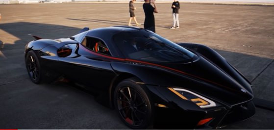 SSC Tuatara a devenit cea mai rapidă maşină de producţie din lume