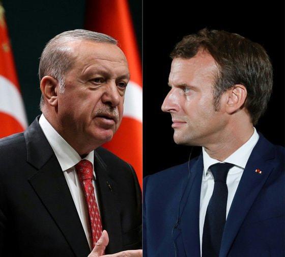 """Erdogan lansează un nou atac la adresa lui Macron: """"Are nevoie de tratament psihiatric"""""""