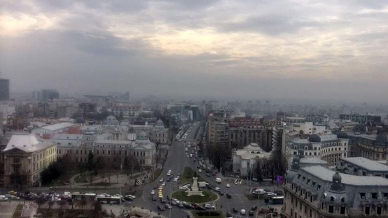 Poluarea în Capitală a atins cote record. Iată care sunt explicaţiile Ministerului Mediului