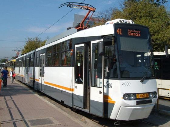 Tramvaiele liniei 41 revin, de luni, pe traseul normal între Ghencea şi Casa Presei Libere