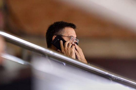 Bartomeu şi-a dat demisia din funcţia de preşedinte al FC Barcelona