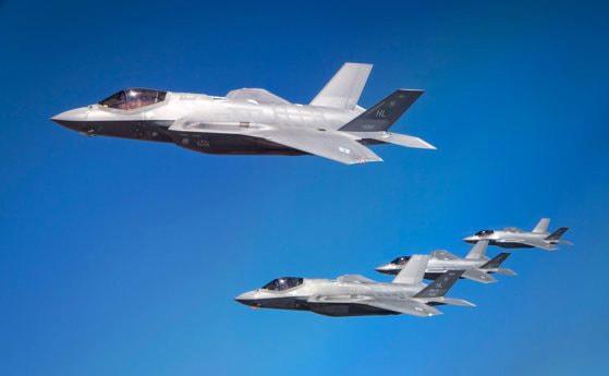 Departamentul de Stat a informat Congresul SUA despre planul vânzării de avioane F-35 în EAU