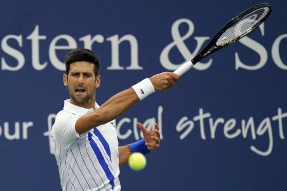 Djokovic, eliminat de un anonim