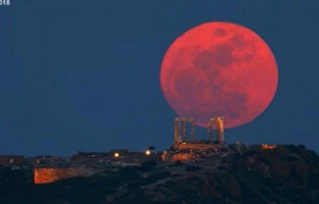 """""""Luna albastră"""" de Halloween, fenomen rar, dar """"înfricoşător"""" pentru noi toţi"""