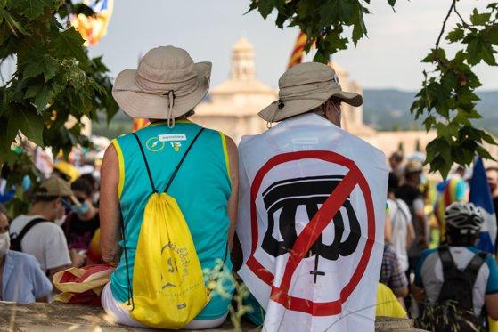 Proteste în Spania. Manifestanţii au cerut abolirea monarhiei după plecarea fostului rege