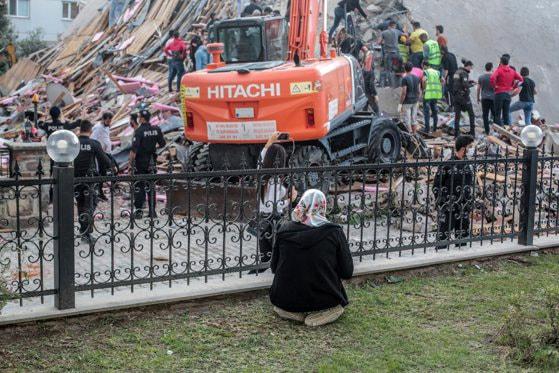 România, solidară cu Grecia şi Turcia, după cutremurul din Marea Egee