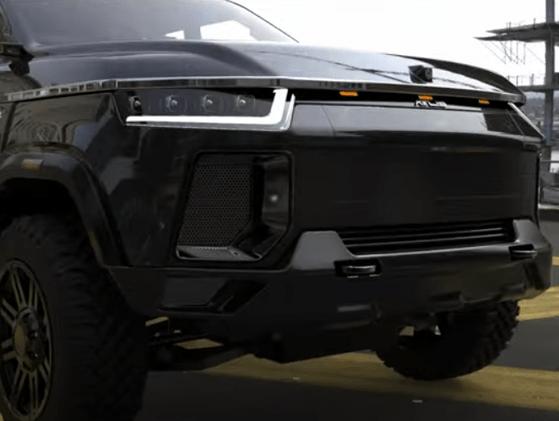 Atlis TX este noua camioneta electrică cu autonomie de 800 de kilometri