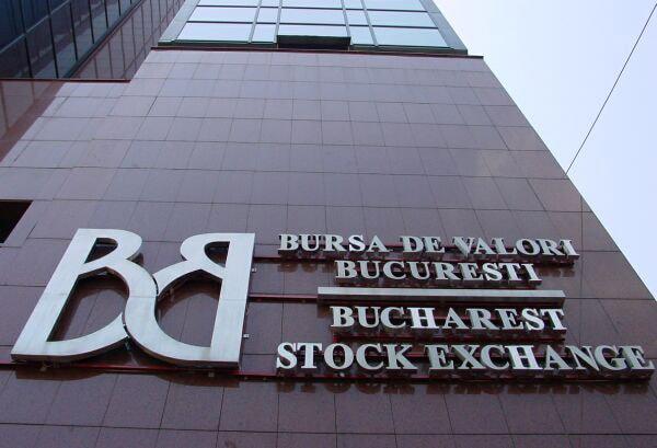 Bursa de la Bucureşti, minus 5,5% în octombrie 2020