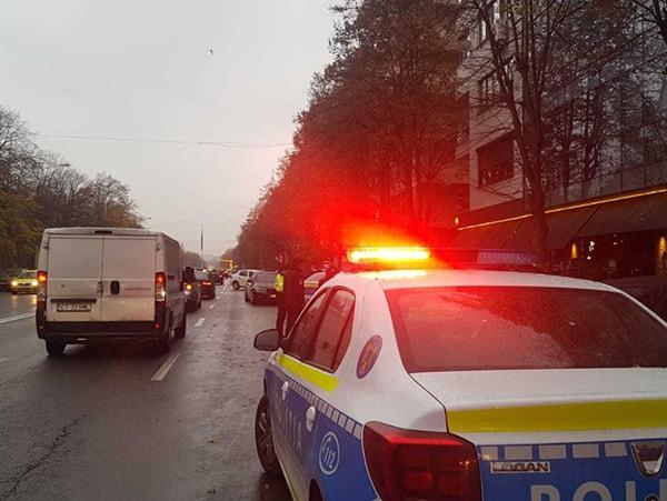 Două persoane au fost împuşcate pe o stradă din Constanţa