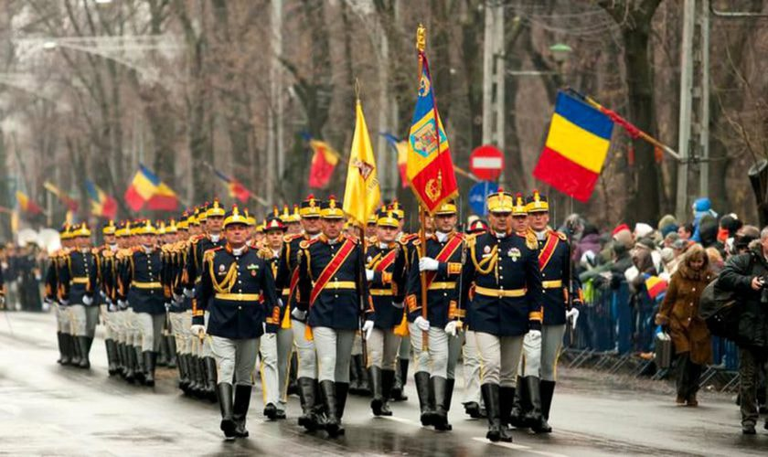 Fără paradă militară şi fără public la ceremonia de Ziua Naţională a României. Restricţii de 1 decembrie