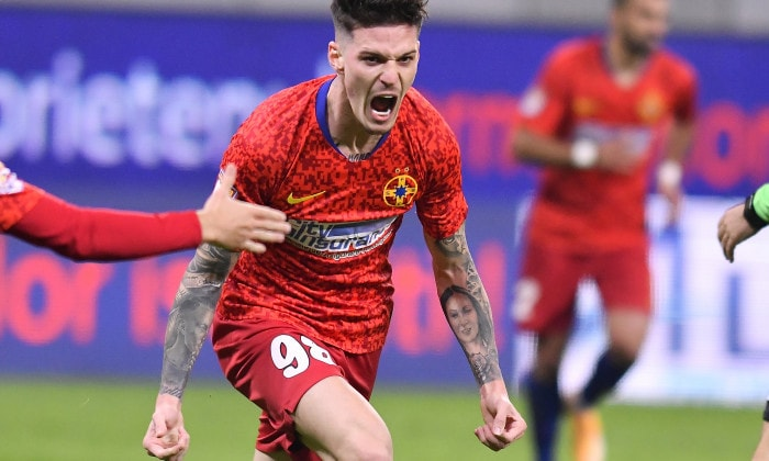 FCSB a învins la scor Botoşani şi e noul lider din Liga 1