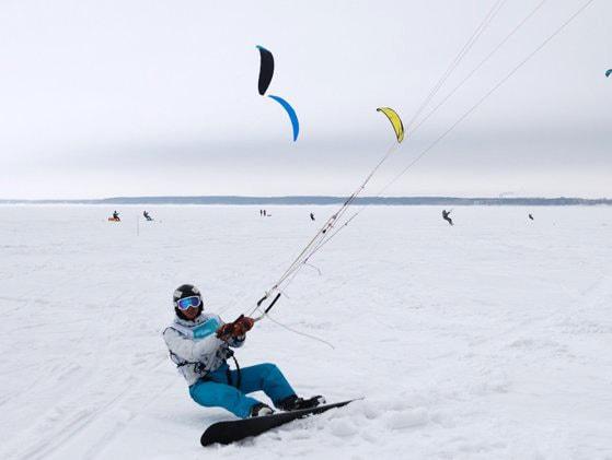 Laurent Guyot aduce un plus de adrenalină snowboarding-ului