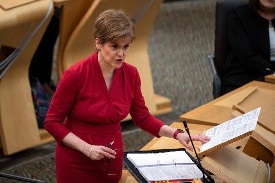 Nicola Sturgeon este mai sigură ca niciodată că Scoţia va obţine independenţa faţă de Marea Britanie