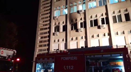 Parchetul General preia ancheta în cazul incendiului în care au murit cel puţin 10 persoane de la Secţia ATI Piatra Neamţ
