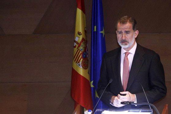 Regele Spaniei a fost testat negativ pentru coronavirus, dar rămâne în carantină