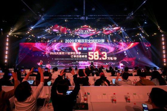 Rezultatele Single's Day: Alibaba stabileşte un nou record şi ajunge la vânzări de 56 de miliarde de dolari în cel mai mare eveniment de shopping al anului