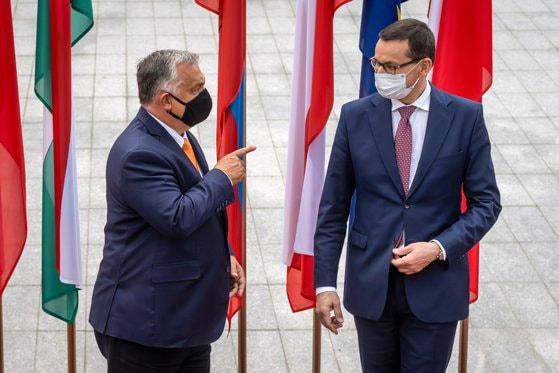Ungaria şi Polonia cer eliminarea mecanismului statului de drept din procedura aprobării bugetului UE