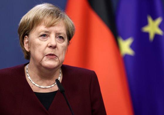 Angela Merkel a anunţat lockdown naţional până pe 10 ianuarie