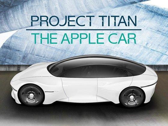 Apple vrea să înceapă să producă automobile până în 2024