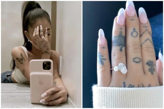 Ariana Grande s-a logodit cu iubitul ei. Inelul de logodnă valorează 100.000 de dolari