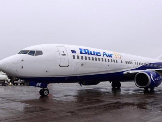 Blue Air suspendă zborurile către şi dinspre Marea Britanie în perioada 21 decembrie-2 ianuarie