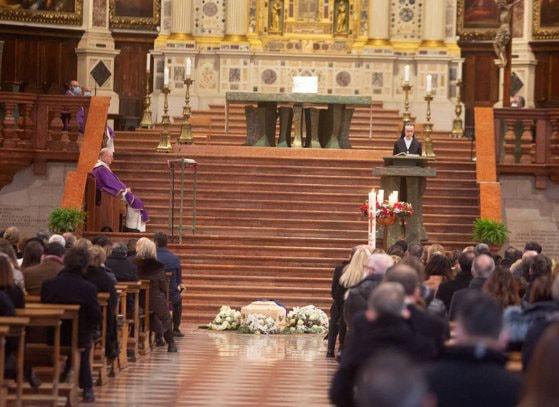 Casa campionului Paolo Rossi, spartă în timpul înmormântării campionului mondial