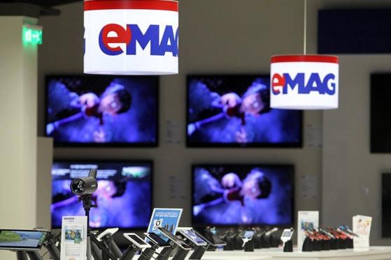 Compania Dante International, care deţine platforma online eMAG, a fost sancţionată de Consiliul Concurenţei cu 6,7 milioane de euro. Poziţia eMAG