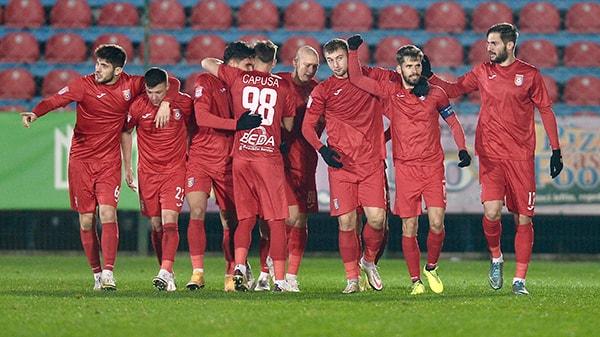 Egal cu spectacol în meciul dintre Chindia Târgovişte şi FC Argeş