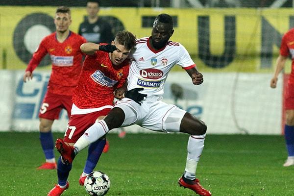 FCSB face meci egal cu Sepsi Sfântu Gheorghe, dar rămâne lider în Liga 1. Portarul Andrei Vlad a salvat poziţia bucureştenilor în clasament cu câteva intervenţii de excepţie