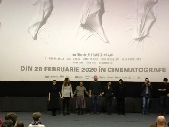 Filmul Colectiv surprinde lumea filmului internaţional. Pelicula este pe lista favoriţilor în cursa pentru premiul Oscar