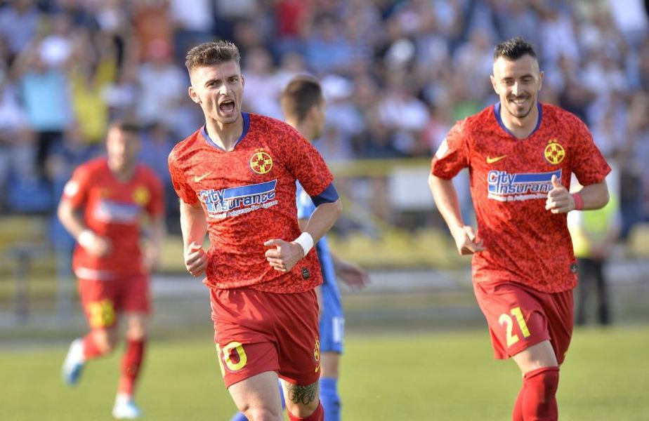 Florin Tănase ar putea reveni pe teren la timp pentru meciul cu CFR Cluj