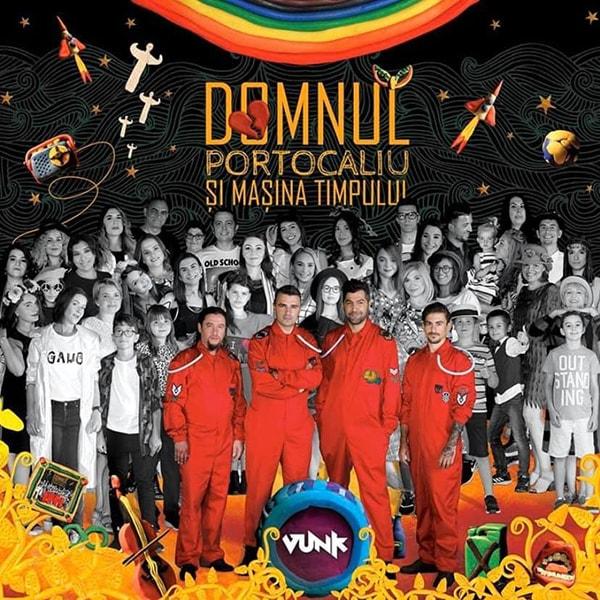 Lansare Vunk – Cel mai bun cantaret