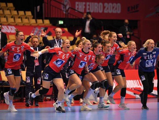 Norvegia e noua campioană europeană la handbal feminin