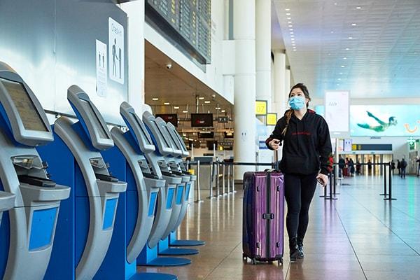 Noua tulpină SARS-CoV-2 afectează zborurile. După Italia, Belgia sau Olanda, şi Franţa şi Germania suspendă cursele aeriene cu Marea Britanie