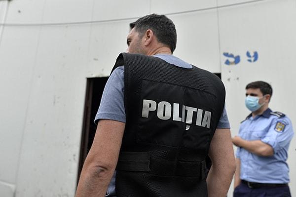 Poliţiştii fac astăzi 6 percheziţii în Bucureşti şi Ilfov. Prejudiciul este de 2,7 milioane de lei