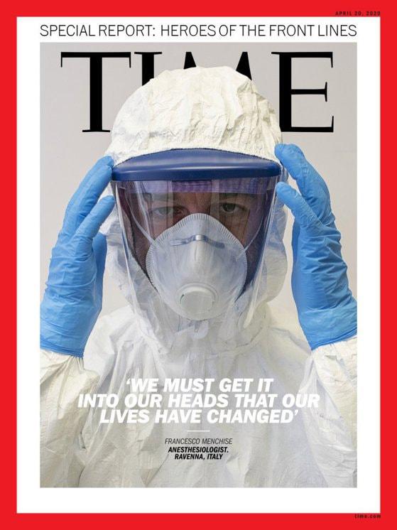 Retrospectiva 2020 văzută prin ochii revistei TIME