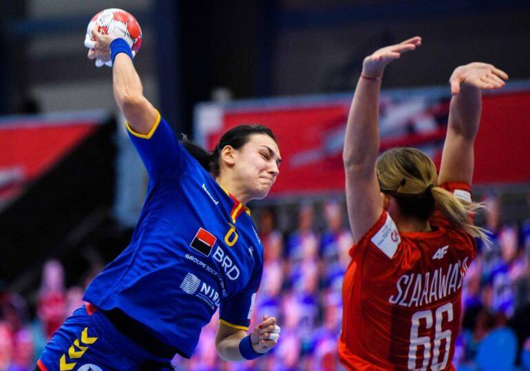 România joacă joi cu Croaţia la Europeanul de handbal feminin